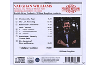 William Boughton English String Orchestra - Vaughan Williams Orchestral Works [CD]