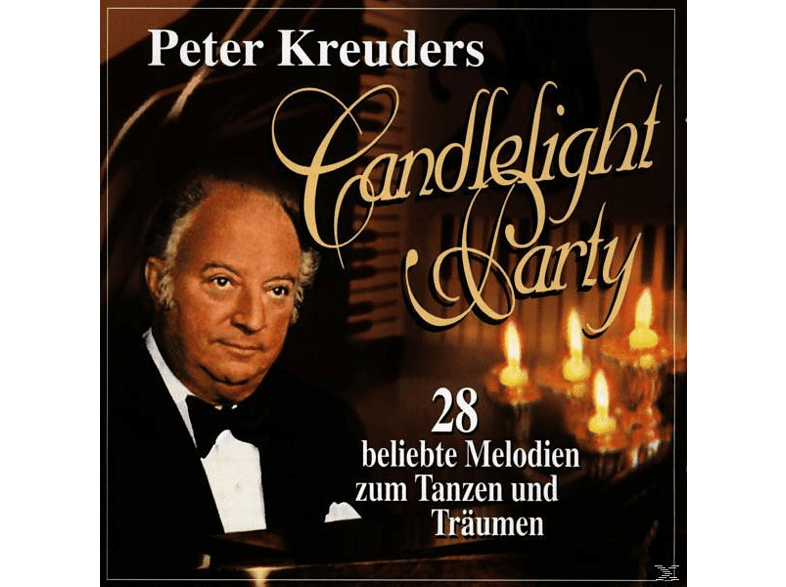 Peter Kreuder - Candelight Party [CD]