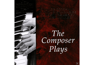 George Gershwin, Prokofiev, Granados, Strawinsky, Gershwin/Granados/Prokofiev/Strawinsky - The Composer Plays/Grand Piano - (CD)