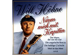 Will Höhne - Gala Der Stars:Will Höhne [CD]