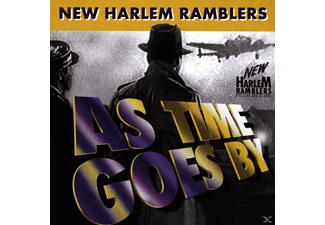 New Harlem Ramblers - As Time Goes By - (CD)