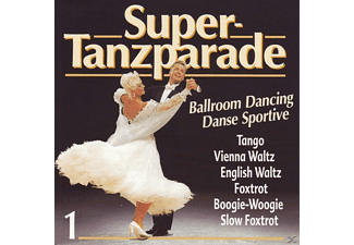 VARIOUS - Super-Tanzparade 1 [CD]