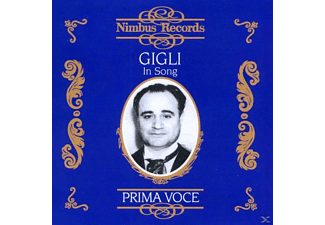 Beniamino Gigli - Gigli In Song - (CD)