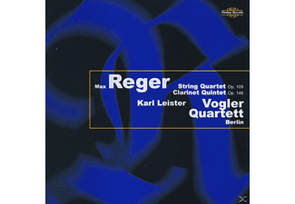 Leister, Vogler Quartett - Chamber Music - (CD)