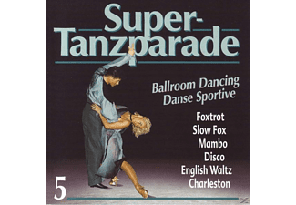 VARIOUS - Super-Tanzparade 5 - (CD)
