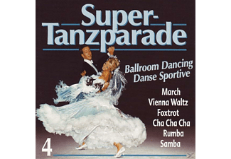 VARIOUS - Super-Tanzparade 4 - (CD)