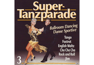 VARIOUS - Super-Tanzparade 3 - (CD)