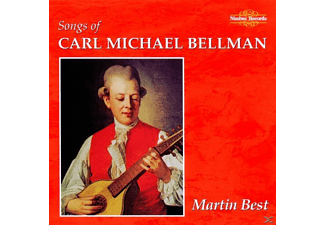 Martin Best - Bellman Songs - (CD)