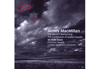 James MacMillan, Pendrill/Davis/London SO - The Worlds Ransoming/The Confession Of I - (CD)
