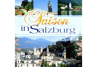 VARIOUS - Saison In Salzburg - (CD)