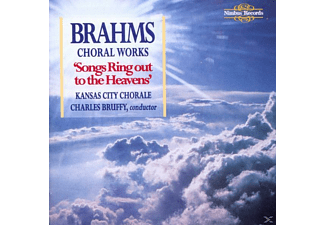 Charles/kansas City Chorale Bruffy - Choral Works - (CD)