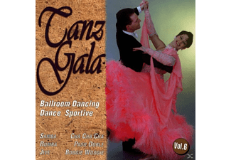VARIOUS - Tanz-Gala Vol.6 - (CD)