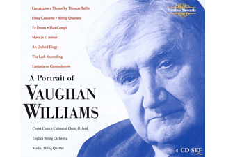 Boughton, English String Orchestra, Medici - Portrait Of Vaughan Williams - (CD)