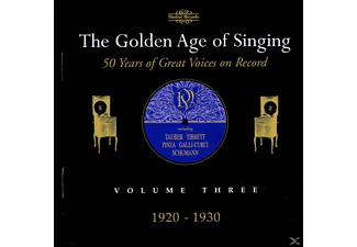 VARIOUS - Golden Age Of Singing 3 - (CD)