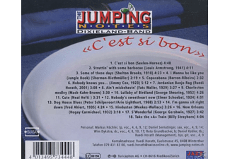 T. Jumping Notes Dixieland-Band - C Est Si Bon - (CD)