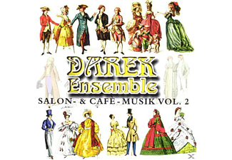Darek Ensemble - Salon & Cafehaus Musik Vol.2 [CD]