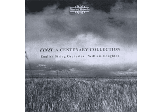 The Jones, Hacker, English String Orchestra - Finzi:Centenary Collection - (CD)