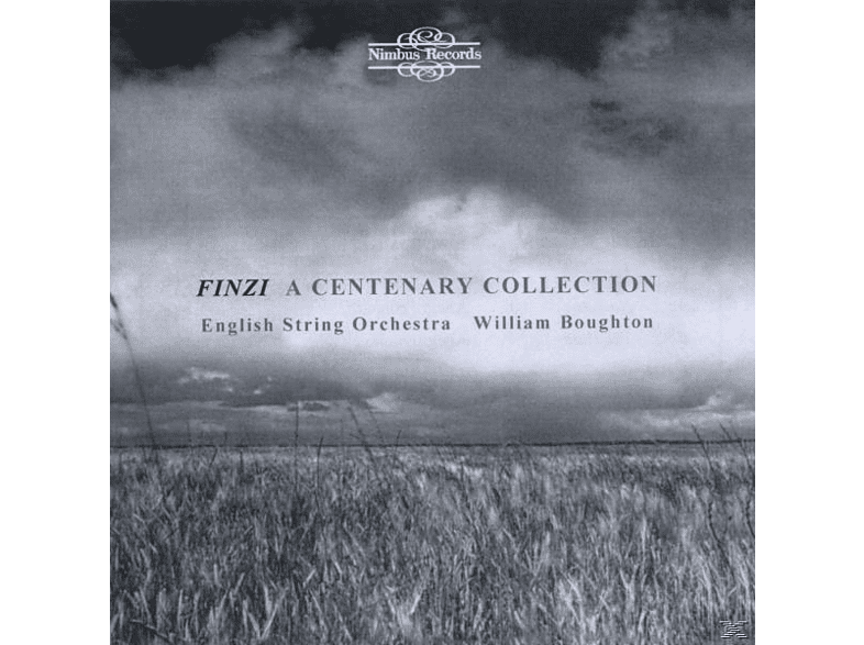 The Jones, Hacker, English String Orchestra - Finzi:Centenary Collection [CD]