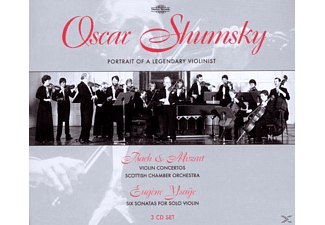 Scottish Chamber Orchestra, Shumsky - Shumsky A Protrait Of A Legend - (CD)