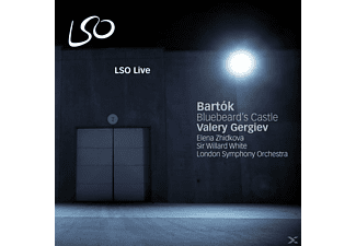 White, Gergiev, London So, Zhidkova, Zhidkova/White/Gergiev/London SO - Herzog Blaubarts Burg - (SACD Hybrid)