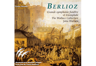 Wallace, Wallace Collection - Grand Symphonie Funebr/+ - (CD)
