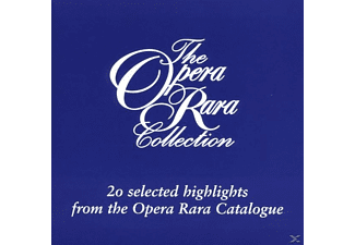 VARIOUS - The Opera Rara Collection-Highlights - (CD)