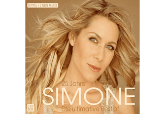 Simone - 25 Jahre Ultimative Best Of - (CD)
