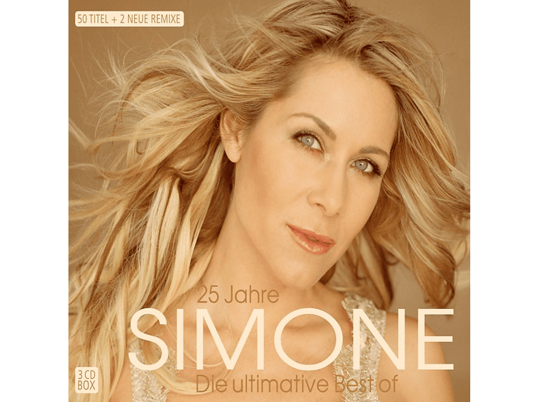 Simone - 25 Jahre Ultimative Best Of [CD]