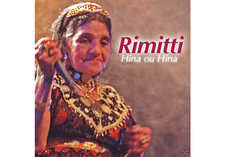 Rimitti - Hina Ou Hina - (CD)