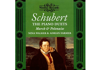 Nina Walker, Adrian Farmer - Piano Duets Vol.2 - (CD)