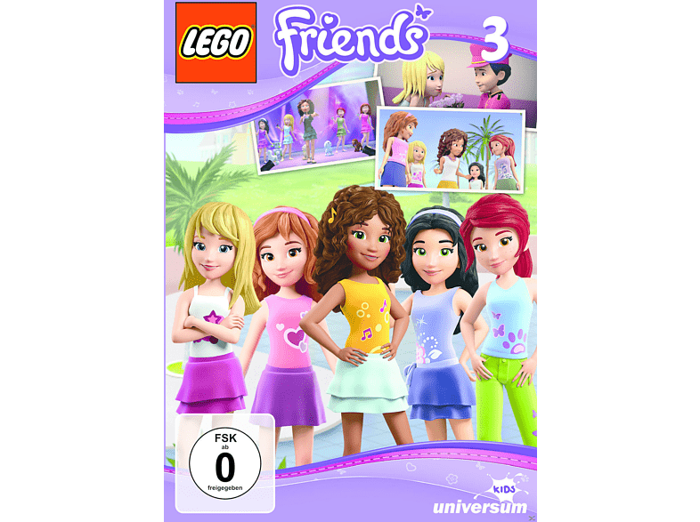 Lego Friends [DVD]