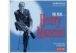 CD - Henry Mancini, The Real