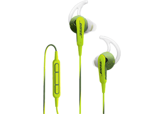 Auriculares botón - Bose SoundSport IE Energy Green