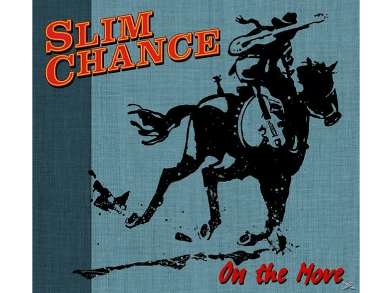 Slim Chance - On The Move [CD]