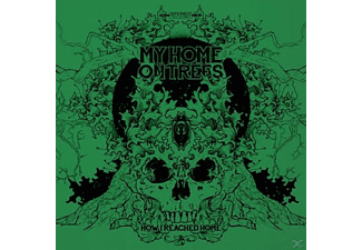 My Home On Trees - How I Reached Home (Green Vinyl) - (Vinyl)
