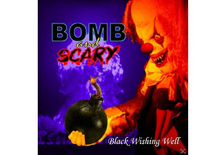 Bomb & Scary - Black Wishing Well - (CD)