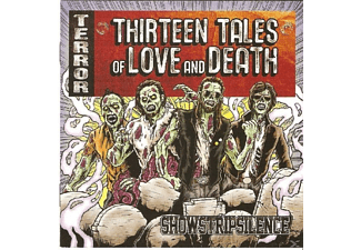 Showstripsilence - 13 Tales Of Love & Death - (CD)