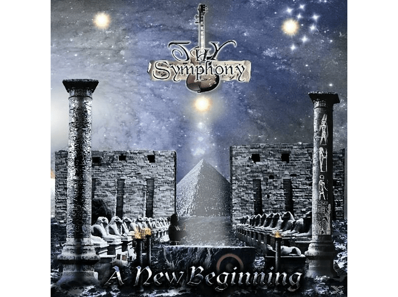 First Name Thy Symphony - All New Beginning [CD]