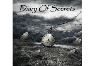 Diary Of Secrets - Back To The Start [CD]