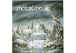 Snowblind - Prisoners On Planet Earth - (CD)
