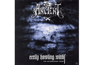 Ancient - Eerily Howling Winds - (CD)
