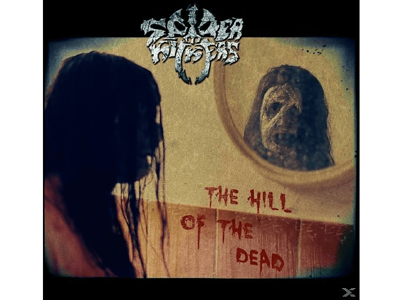 Spider Kickers - The Hill Of The Dead [CD]