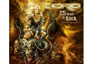 Doro - 25 Years In Rock - (DVD)