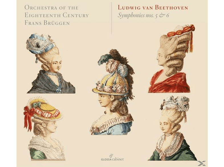 Orchestra Of The 18th Century - Sinfonien 5 & 6 [CD]