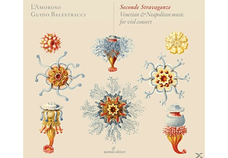 Guido Balestracci, Ensemble L'Amoroso - Seconde Stravaganze [CD]