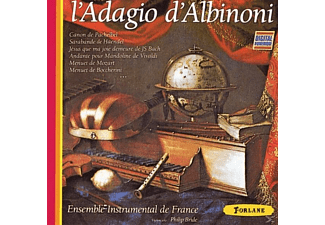 ENSEMB.INSTRUMENTAL DE FRANCE - Albinonis Adagio - (CD)
