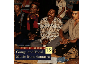 VARIOUS - Music Of Indonesia, Vol.12: Gongs And Vocal Music - (CD)