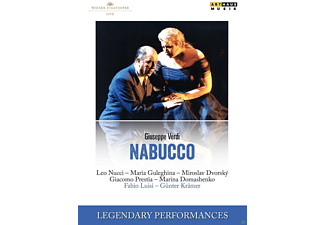 VARIOUS, Orchestra and Chorus of the Wiener Staatsoper - Nabucco - (DVD)
