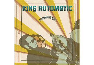King Automatic - AUTOMATIC RAY - (CD)