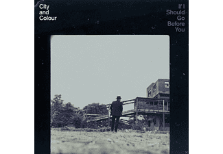 City and Colour - If I Should Go Before You (CD)